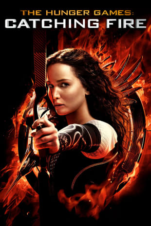 movie poster for The Hunger Games: Catching Fire