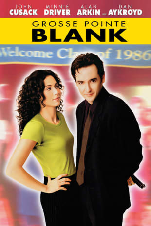 movie poster for Grosse Pointe Blank