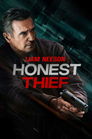 movie poster for Honest Thief