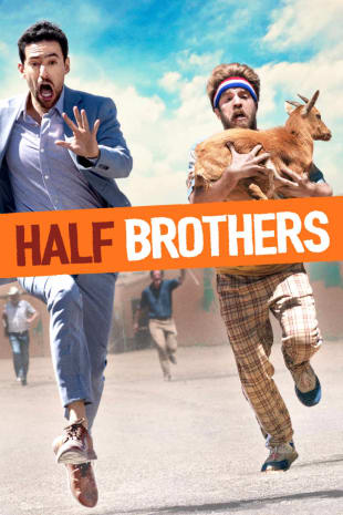 movie poster for Half Brothers