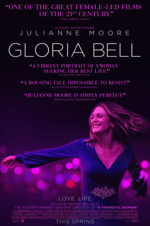movie poster for Gloria Bell