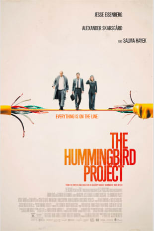 movie poster for The Hummingbird Project