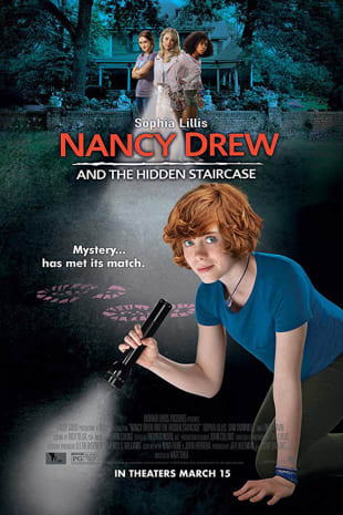 movie poster for Nancy Drew And The Hidden Staircase