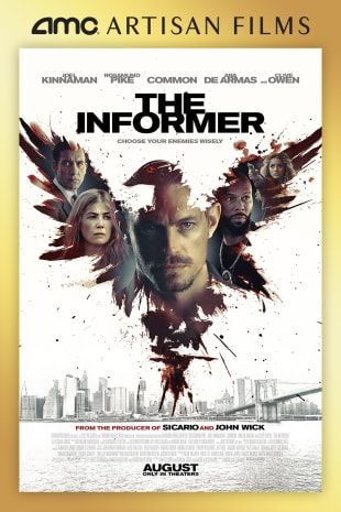 movie poster for The Informer