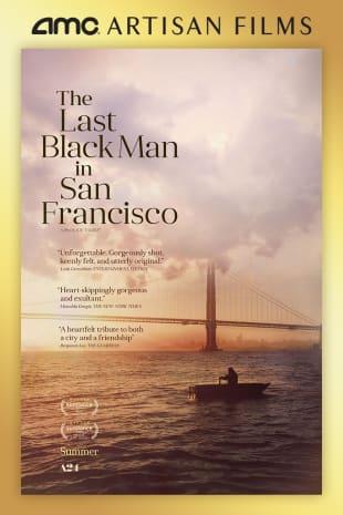 movie poster for Last Black Man In San Francisco