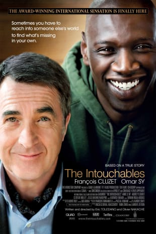 movie poster for Intouchables