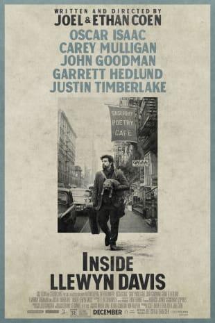 movie poster for Inside Llewyn Davis