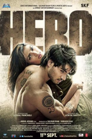 movie poster for Hero (2015)
