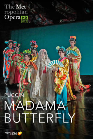 movie poster for MetLive: Madama Butterfly (2019)