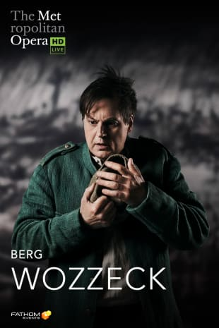 movie poster for MetLive: Wozzeck (2020)