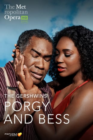 movie poster for MetLive: Porgy and Bess (2020)