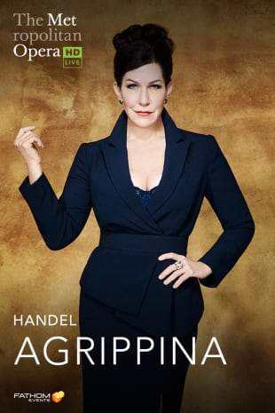 movie poster for MetLive: Agrippina (2020)