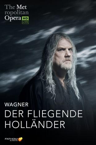movie poster for MetLive: Der Fliegende Holländer (2020)