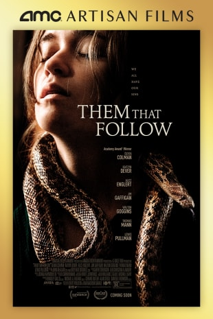 movie poster for Them That Follow