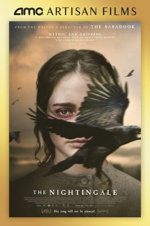 movie poster for The Nightingale (2019)
