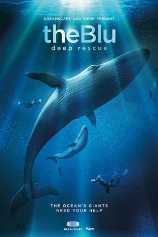 movie poster for Dreamscape VR - The Blu: Deep Rescue
