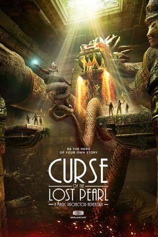 movie poster for Dreamscape VR - Curse of the Lost Pearl: A Magic Projector Adventure