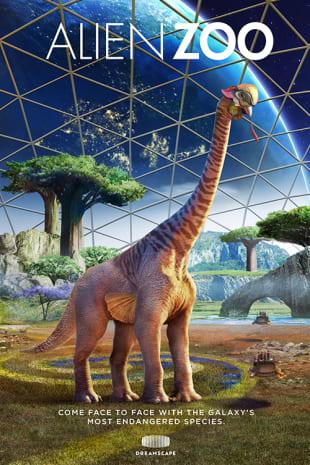 movie poster for Dreamscape VR - Alien Zoo