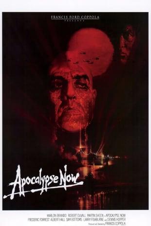 movie poster for Apocalypse Now Redux