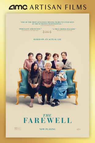 movie poster for The Farewell