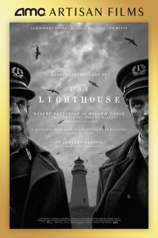 movie poster for The Lighthouse