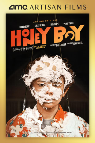 movie poster for Honey Boy