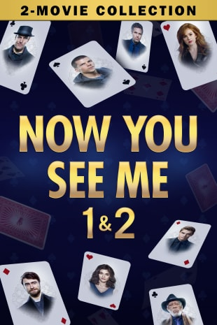 movie poster for Now You See Me - Double Feature