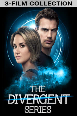 movie poster for The Divergent Series 3-Film Collection