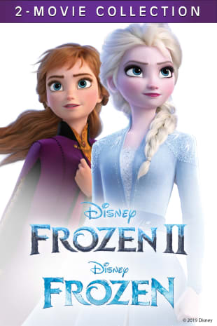movie poster for Frozen / Frozen 2 Bundle