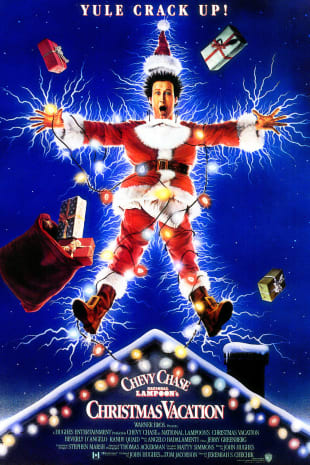 movie poster for National Lampoon's Christmas Vacation - 30th Anniversary