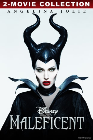 movie poster for Maleficent / Maleficent: Mistress of Evil Bundle
