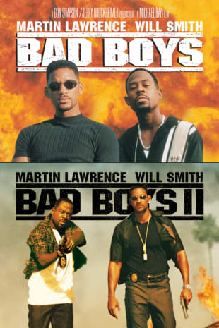 movie poster for Bad Boys / Bad Boys 2 Bundle
