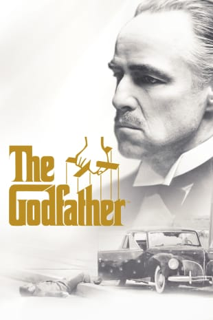 movie poster for The Godfather