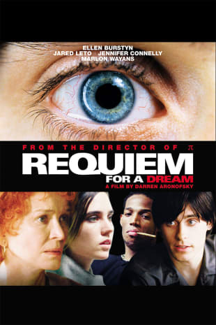 movie poster for Requiem For A Dream