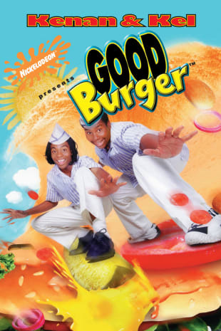 movie poster for Good Burger