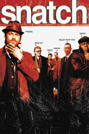 movie poster for Snatch (2000)