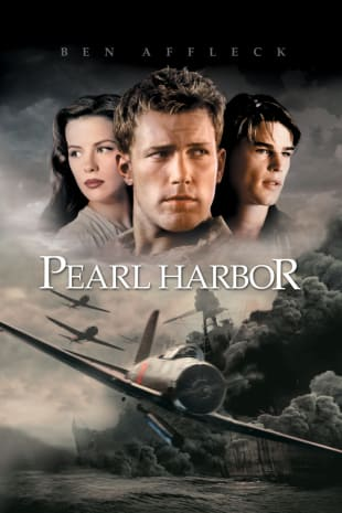 movie poster for Pearl Harbor