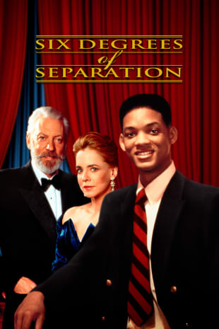 movie poster for Six Degrees of Separation