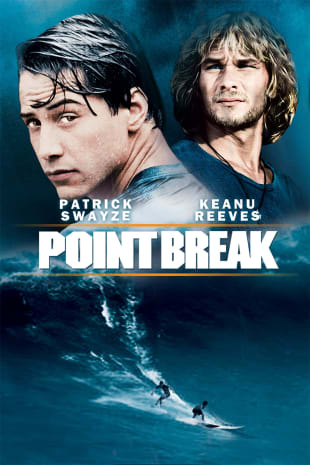 movie poster for Point Break