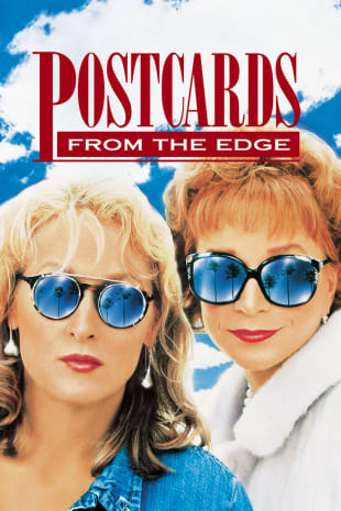 movie poster for Postcards From the Edge