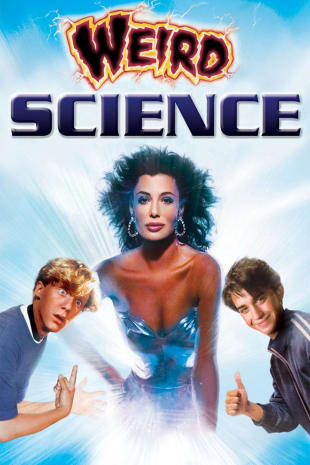 movie poster for Weird Science