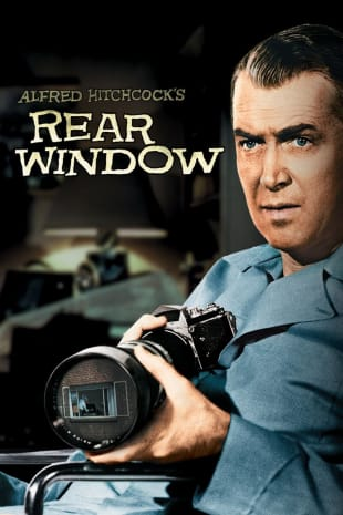 movie poster for Rear Window (1954)