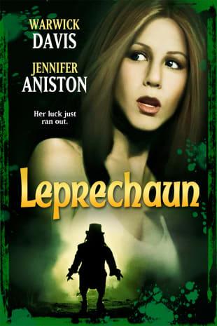 movie poster for Leprechaun