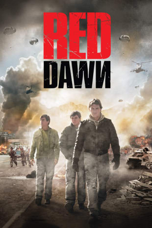 movie poster for Red Dawn (1984)