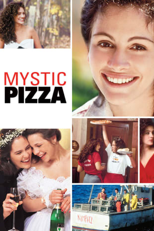 movie poster for Mystic Pizza