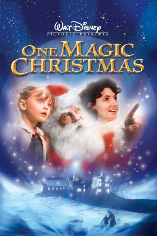 movie poster for One Magic Christmas