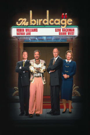 movie poster for The Birdcage