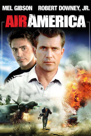 movie poster for Air America