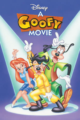 movie poster for A Goofy Movie