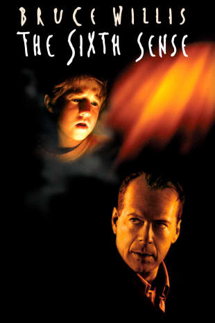movie poster for The Sixth Sense